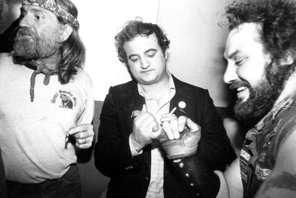 Willie Nelson & John Belushi At The Lone Star Cafe