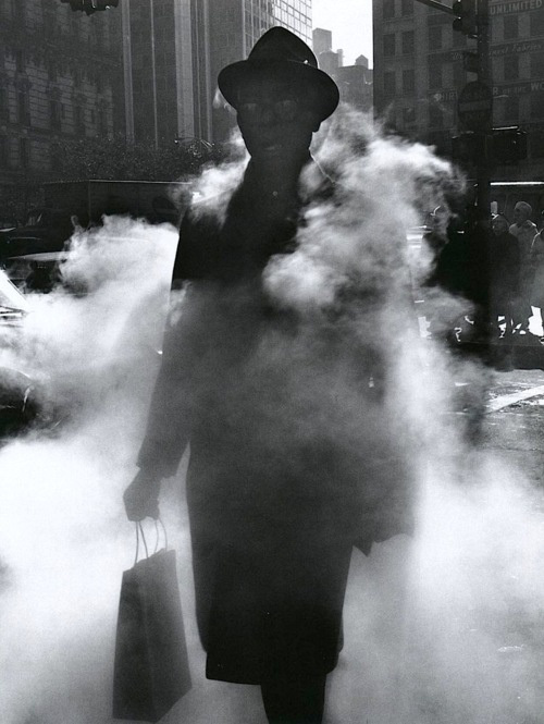 arthur-tress-man-in-steam-new-york-1968