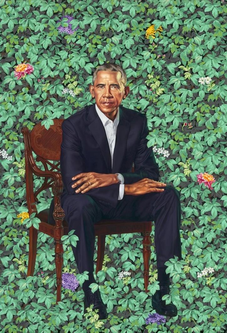BarackObama-KehindeWiley-Art-ItsNiceThat-1