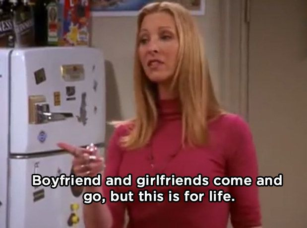 """Luxury phoebe friends quotes Phoebe Buffay s 27 Best Lines """"Friends"""""""